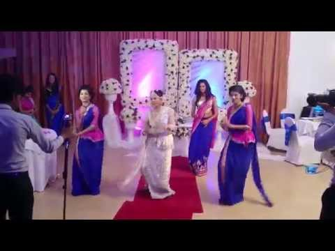 Sister s Wedding Dance