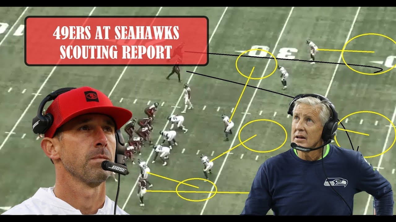 49ers Playbook: Scouting the Hawks