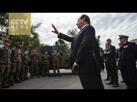 France to form National Guard to help fight terror