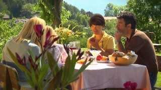 Bauernhoffrühstück - Roter Hahn // Prima colazione al maso - Gallo Rosso