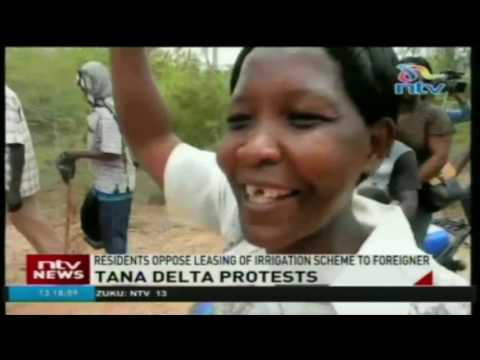 Tana Delta residents oppose leasing of irrigation scheme to foreigner