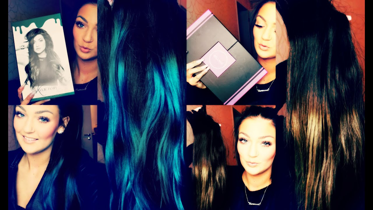 Assez First Impression Bellami Hair Extensions KYLIE JENNER + GUY TANG  PJ65