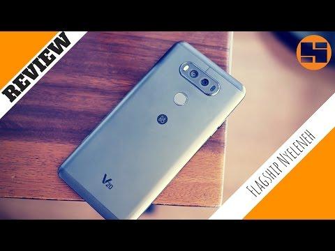 Review LG V20 : Paket Komplit Segala Ada