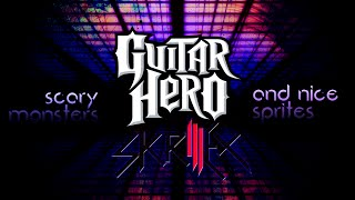 Guitar Hero - Skrillex - Scary Monsters and Nice Sprites (Metal Cover)