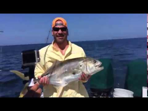 Puerto Vallarta fishing report May 2017 Jack Crevalle with PV Sportfishing