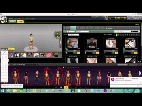 Registering as a IMVU Creator by 3DproDev