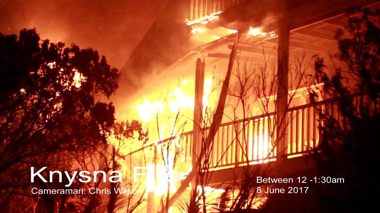 Knysna Fire Map.Must Watch Knysnafire Armageddon Like Scenes Engulf Town Youtube