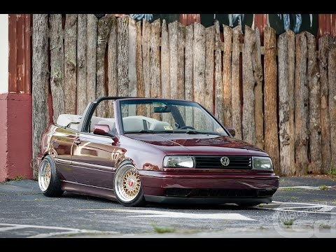golf cabriolet mk3 vr6 volkswagen slidescar youtube. Black Bedroom Furniture Sets. Home Design Ideas