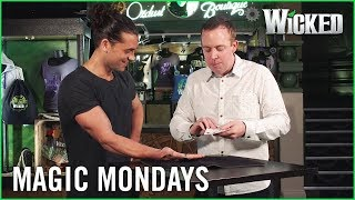 Wicked UK | Magic Mondays with Chris Fisher: Week 3