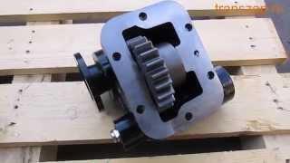 КОМ P30KZP10503(Коробка отбора мощности P30KZP10503 для спецтехники., 2015-06-25T15:04:02.000Z)