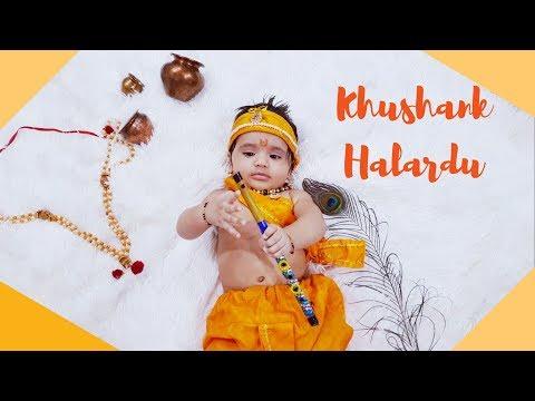 Khushank Halardu
