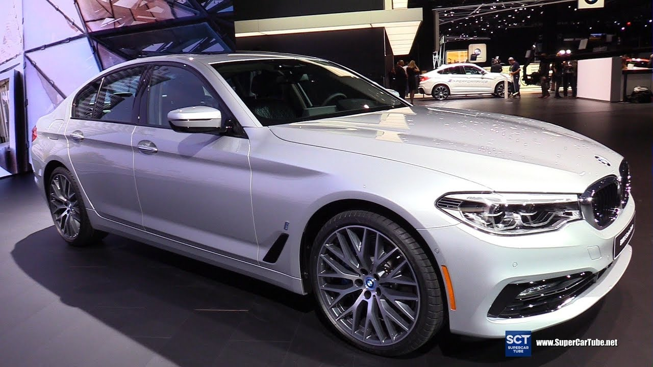 2018 bmw edrive. wonderful edrive 2018 bmw 5 series 530e edrive  exterior and interior walkaround 2017  detroit auto show and bmw edrive