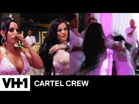 Kat Runs Up On Ali & Stephanie Goes Off On Salom | Cartel Crew