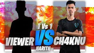 HARITH VS HARITH 1V1 w/ VIEWER GAME 2