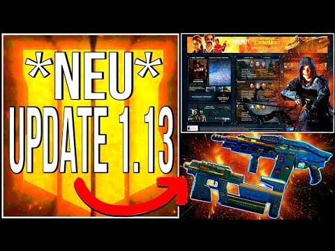 BO4 UPDATE 1.13 ALLE NEUEN INHALTE! NEUE Waffen, NEUER Spezialist und MEHR!