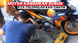 LC135 V1 PROJECT CANTIK part 1