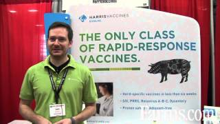 HARRISVACCINES Improves Disease Management And Swine Herd Health.
