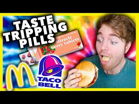 Thumbnail: TASTE TRIPPING PILLS - FAST FOOD EDITION