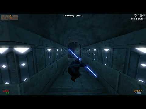 Jedi Knight: Jedi Academy: 40s/Jrrrr,Spiritz vs Impulse/Robb,Soph EU ROUND 2on2 NA/EU Cup |
