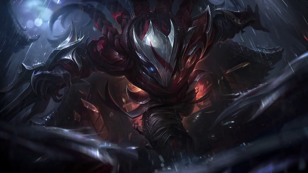 Talon Blood Moon League Of Legends Wallpaper Engine Youtube