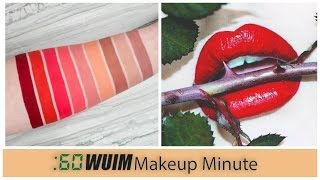 Makeup Minute   Makeup Geek SHOWSTOPPER CREME STAINS Are COMING + NEW from Coloured Raine and MORE!