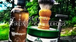 Stirling Soap Co. Coniferous