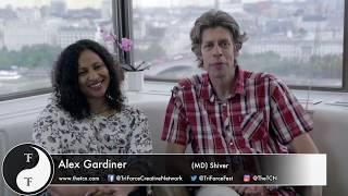 Shiver at ITV discuss TriForce Film Festival