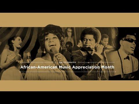 June   Appreciation of African American   Black Music