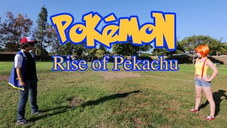Pokémon Battle: Rise of Pekachu