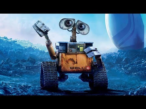 ► WALL-E - The Movie | All Cutscenes (Full Walkthrough HD)