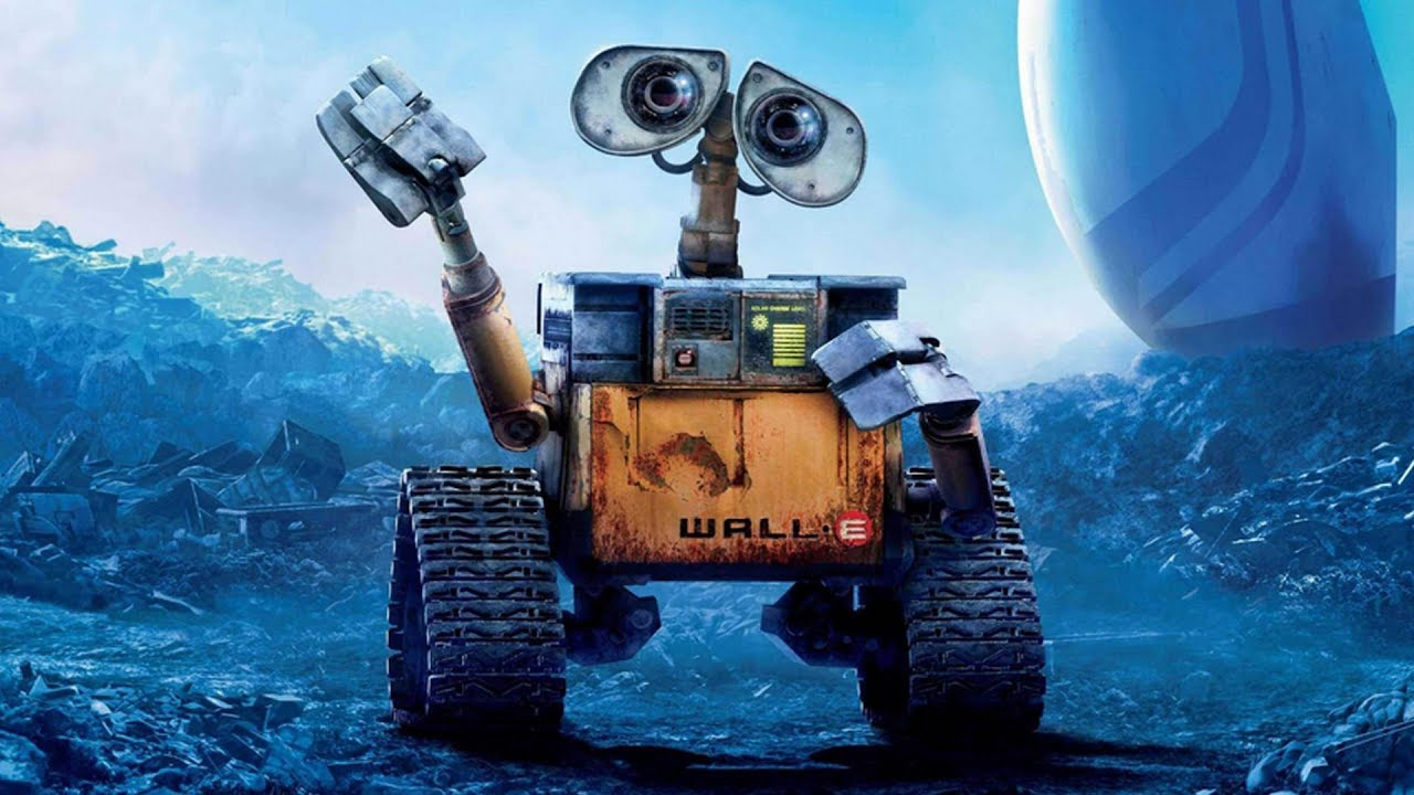 E Full In Wall E The Movie All Cutscenes Full Walkthrough Hd