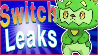 All Pokémon Switch Leaks and Rumors so Far