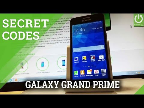 Secret Codes In SAMSUNG Galaxy Grand Prime - Tips & Tricks
