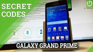 Secret Codes in SAMSUNG Galaxy Grand Prime - Tips & Tricks