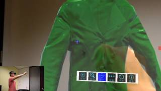 AR Shopping in HoloLens