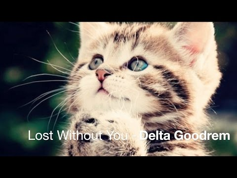Delta Goodrem Lyric Video - Lost Without You