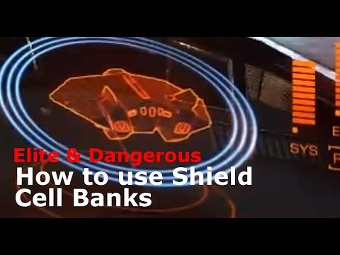 how to use shield cell banks elite dangerous youtube. Black Bedroom Furniture Sets. Home Design Ideas