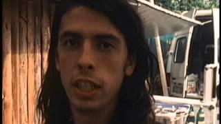 """NIRVANAenvivo """"1991 The Year Punk Broke"""" Clip2 (Bonus DVD - 2011)"""