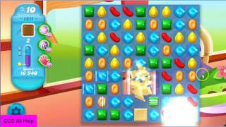 Candy Crush Soda Saga Level 1211 NO BOOSTERS Cookie