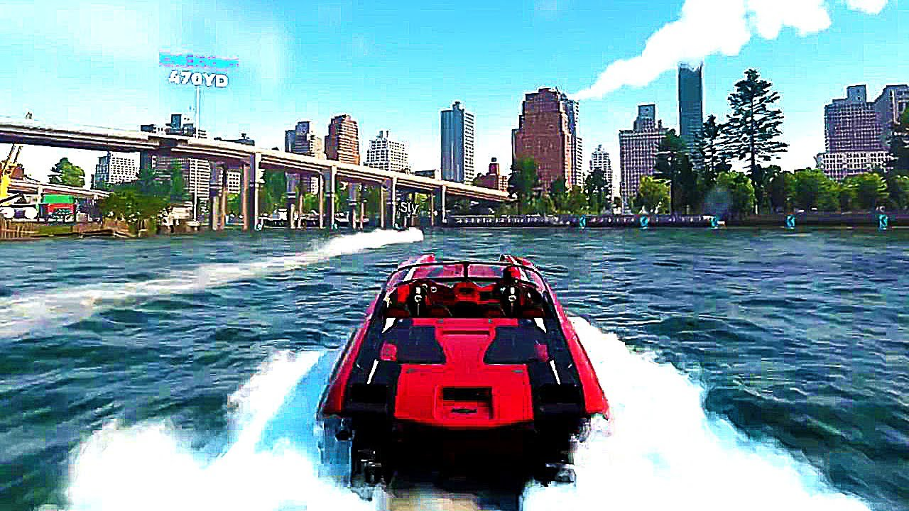 the crew 2 10 minutes of gameplay demo ps4 xbox one. Black Bedroom Furniture Sets. Home Design Ideas
