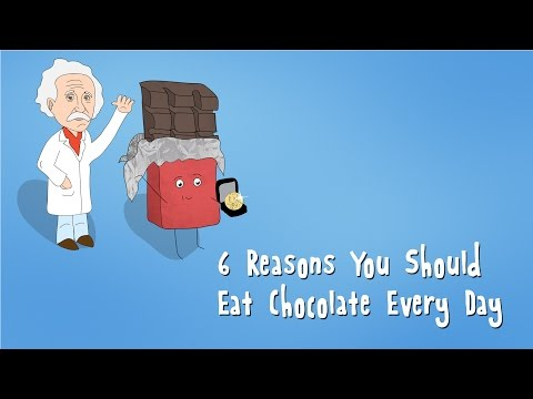 6 Reasons You Should Eat Chocolate Every Day
