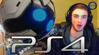 "PLAYSTATION 4 (PS4) GAMEPLAY ""Playroom"" 1080p - New Sony Console & Controller Features! - (2013 HD)"