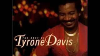 Tyrone Davis - Be With Me (1979)
