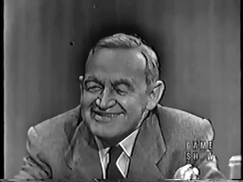 What's My Line? - Barry Fitzgerald (Nov 2, 1952)