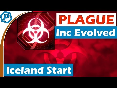 Plague Inc: Evolved | The sick will fall | Iceland start | 1