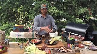 Traeger Kitchen Live: Eduardo Garcia
