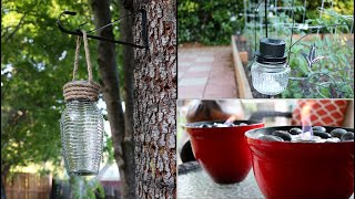 DIY DOLLAR TREE OUTDOOR DECOR