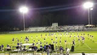 Hanahan High School Band  2018