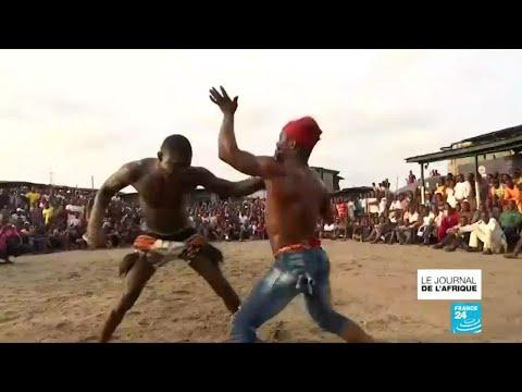 A la découverte du dambe, sport traditionnel au Nigeria