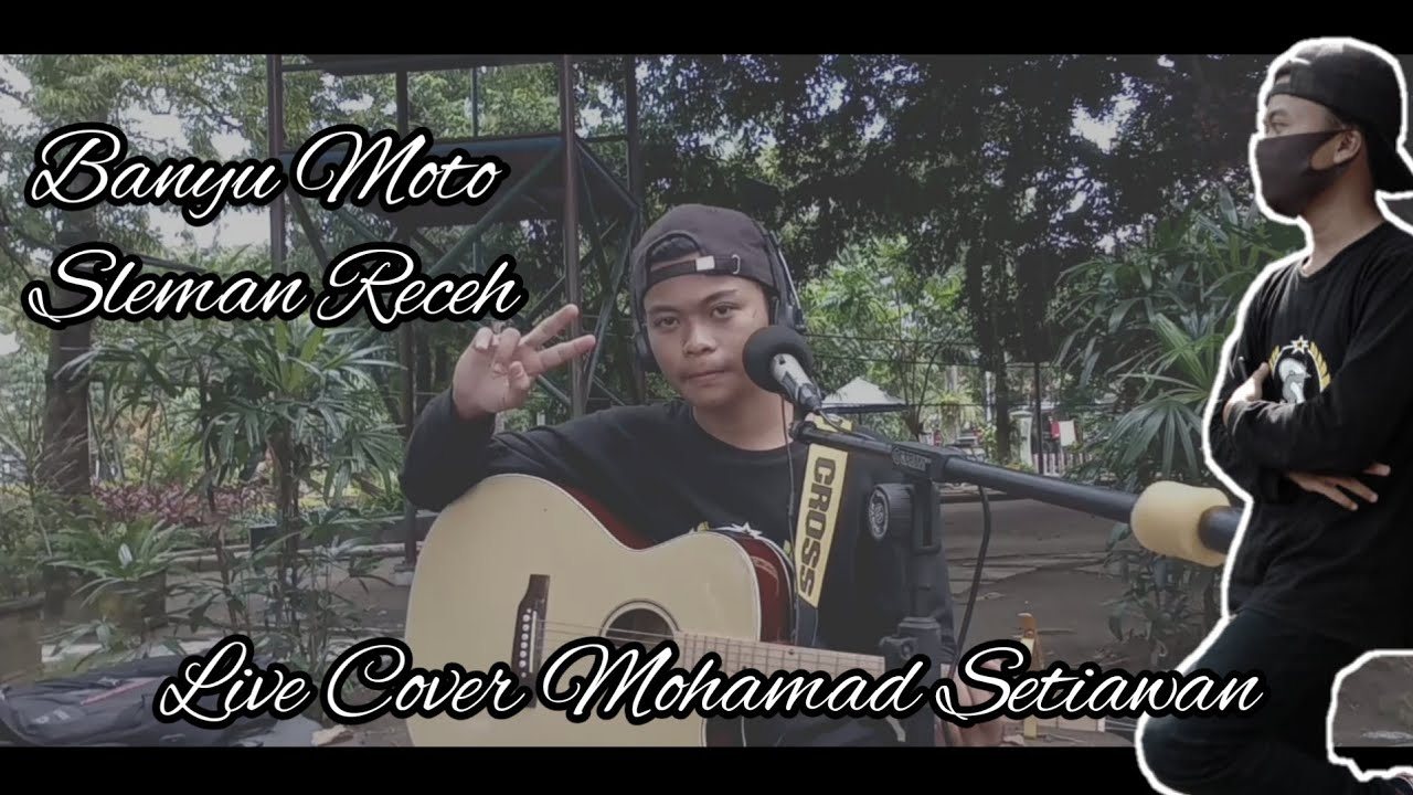 Banyu moto - sleman receh | cover by mohamad setiawan